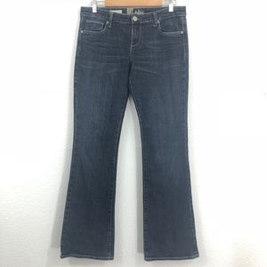 Kut from the Kloth Jeans - [Kut from the Kloth] Farrah Baby Boot Cut Jeans